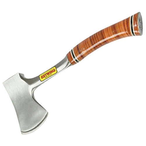 Estwing E24A Estwing Sportsmans Axe Leather Grip