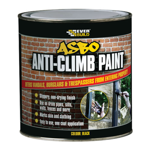 Everbuild ASBO ANTI-CLIMB Everbuild ASBO Anticlimb Paint 1L