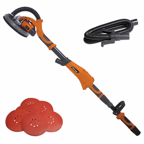 Evolution Telescopic Drywall Sander 240 Volts