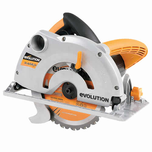 Evolution Rage 185mm Multipurpose Circular Saw 240 Volts