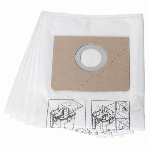 Fein 31345061010 Fein Dustex25 Tear Resistant Fleece Filter Bags (Pack of 5)
