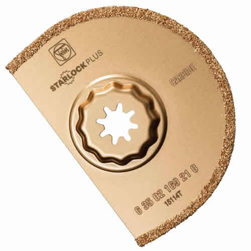 Fein 63502118210 Fein STARLOCK-PLUS 75mm Carbide-Tipped Segmented Saw Blade