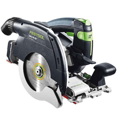 Festool HKC 55 Li 5,2 EB-Plus Festool 18v 55mm Circular Saw