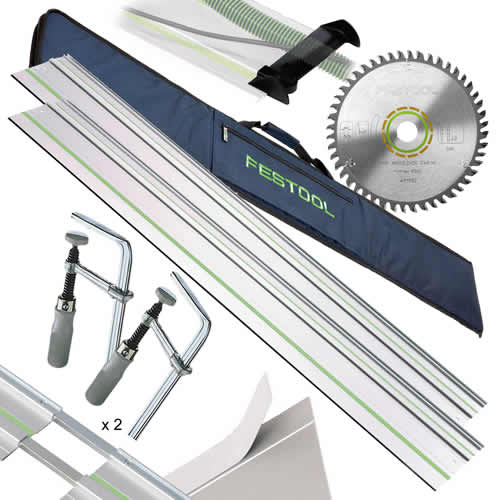 Festool PLKIT2 Festool Plunge Saw Accessories Kit 2