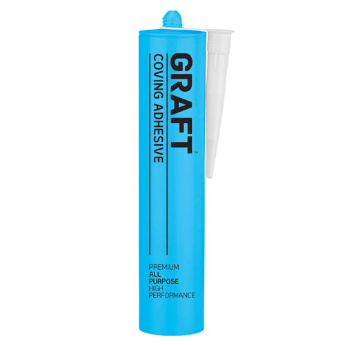 Graft 024WHT Graft Coving Adhesive 300ml