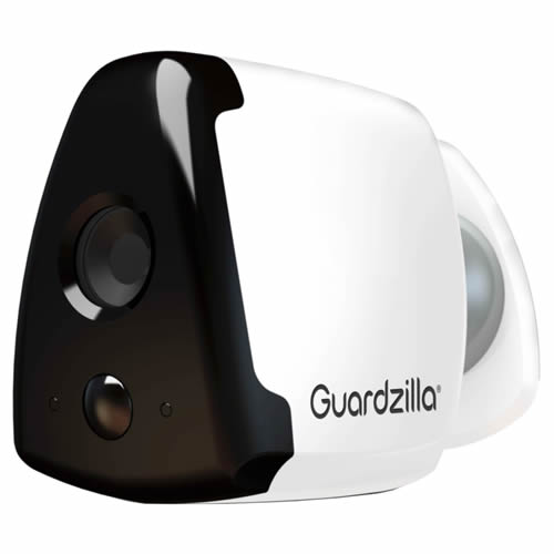 Guardzilla GZ600W Guardzilla Indoor/Outdoor Wireless Video Security System - White