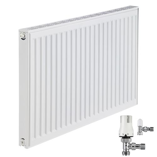 Henrad 110827 600x900 Compact Type 11 Single Convector Radiator