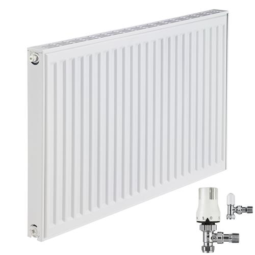 Henrad 600x1000 Compact Type 11 Single Convector Radiator