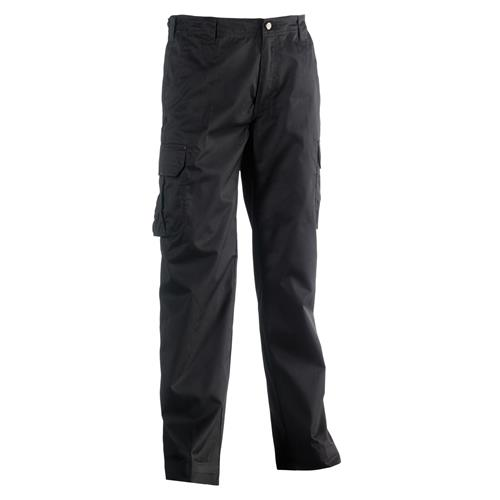 Thor Trousers - Black