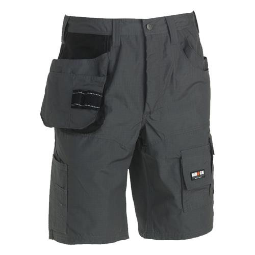 Batua Shorts - Anthracite/Black