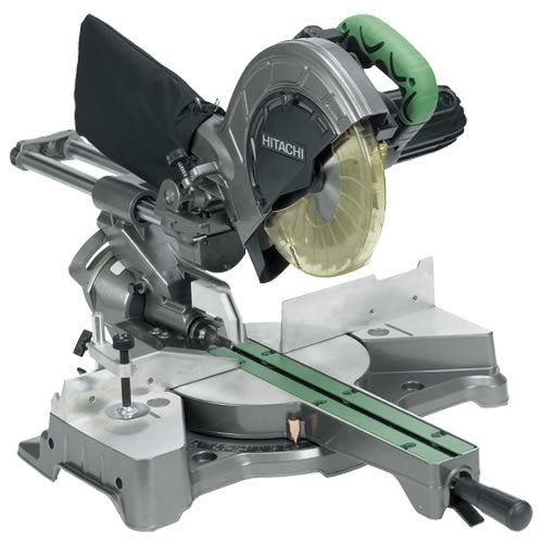 Hitachi Slide Compound Mitre Saw