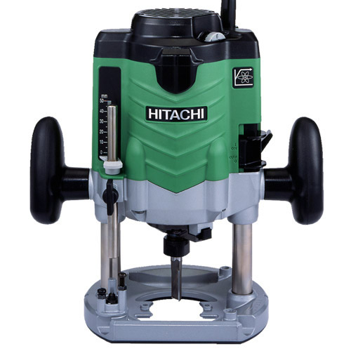"Hitachi M12VE Hitachi 1/2"" Shank Variable Speed Router"