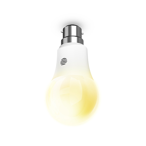 Hive HALIGHTDIMWWB22 Hive Active Smart Bulb White LED - Bayonet B22