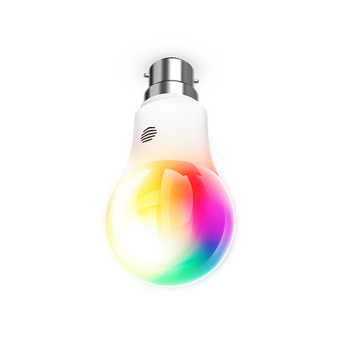 Hive HALIGHTRGBWB22 Hive Active Smart Bulb MultiColour LED - Bayonet B22