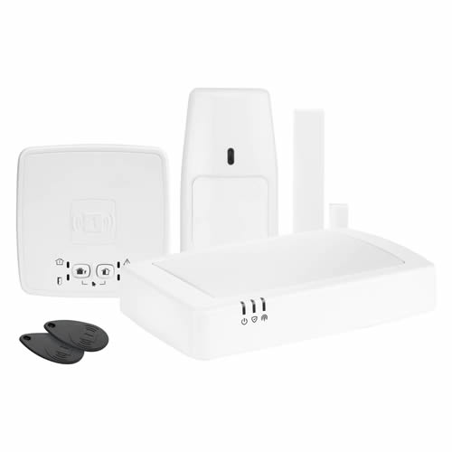 Honeywell HS911S Smart Wireless Home Alarm Kit (With Camera)