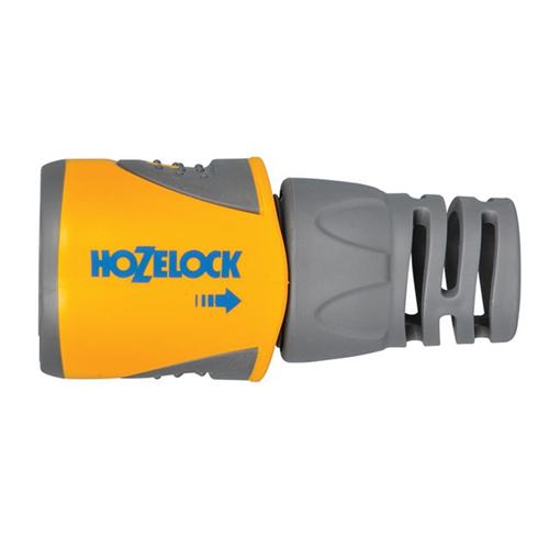 Hozelock 2050 Hose End Connector Plus for Ø12.5-15mm (1/2-5/8in) Hose