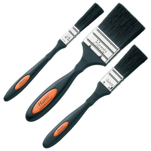 Harris 1959 Harris Taskmasters Paint Brush 3 Piece Kit