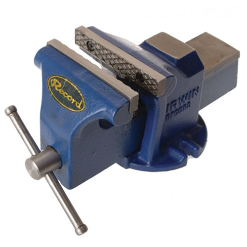 Irwin 10507771 Irwin Record Pro Entry Workshop Vice With Anvil 80mm/3 1/8''