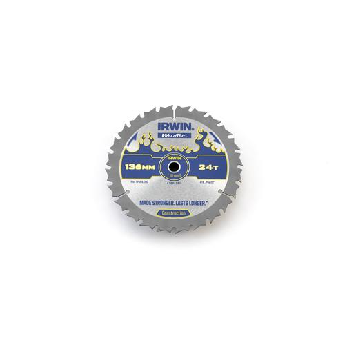 Irwin 1897391 Irwin WeldTec Saw Blade 136mm x 10mm 24T Cordless