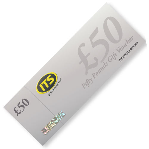ITS ITSVOUCHER050 ITS Fifty Pound Gift Voucher