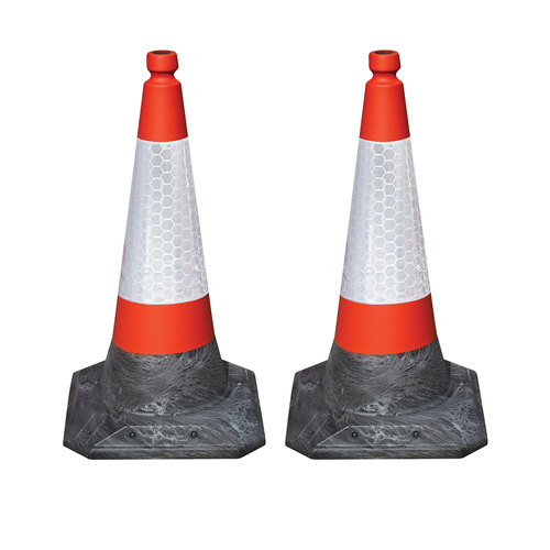 JSP JBG069-200-600 JSP Roadhog 1175 750mm Cone Sealbrite Sleeve - Pack of 2