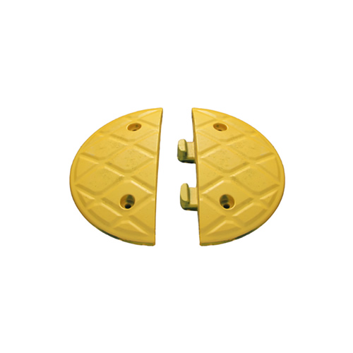 JSP HAM000-820-200 JSP Jumbo 5cm Speed Ramp End Caps Yellow 10MPH - Pair