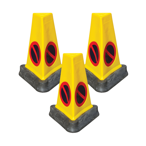 JSP JBB081-140-200 JSP MK4 2 Part No Waiting Cone - Pack of 3
