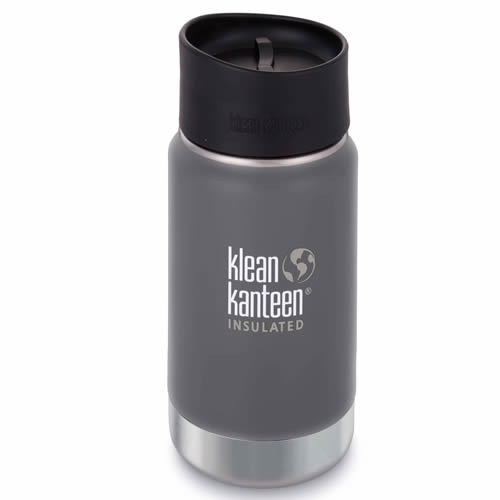 Klean Kanteen K12VWPCC-GPK Klean Kanteen 355ml Vacuum Insulated Flask - Granite Peak