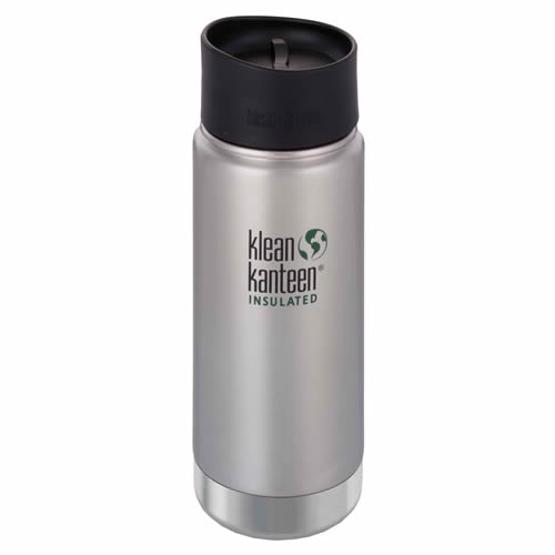 Klean Kanteen K16VWPCC-BS Klean Kanteen 473ml Vacuum Insulated Flask - Brushed Stainless