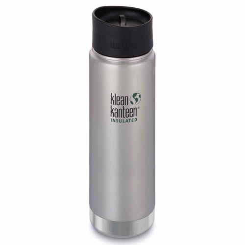Klean Kanteen K20VWPCC-BS Klean Kanteen 592ml Vacuum Insulated Flask - Brushed Stainless