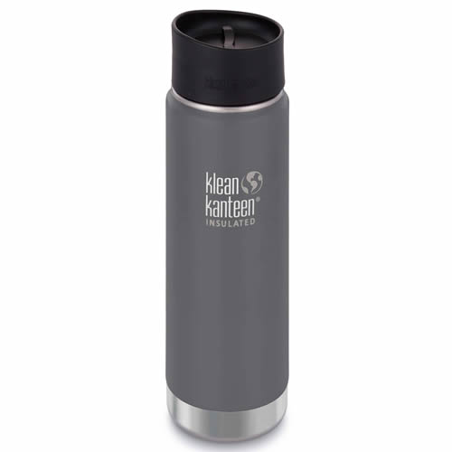 Klean Kanteen K20VWPCC-GPK Klean Kanteen 592ml Vacuum Insulated Flask - Granite