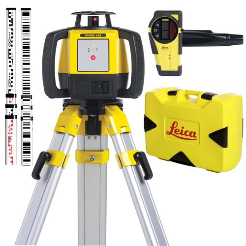 Leica RUGBY610L Leica Rugby 610 Rotating Laser Level ( Li-ion)