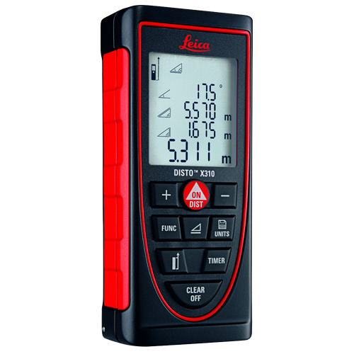Leica X310 Leica Distance Meter IP65 Rated