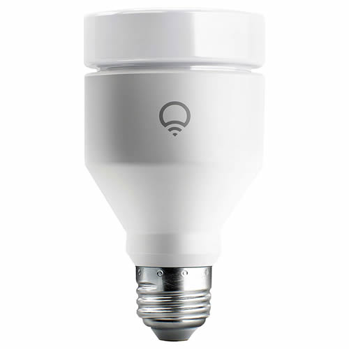 Lifx LHA19E27UC10 Smart Light Bulb Edison Screw E27