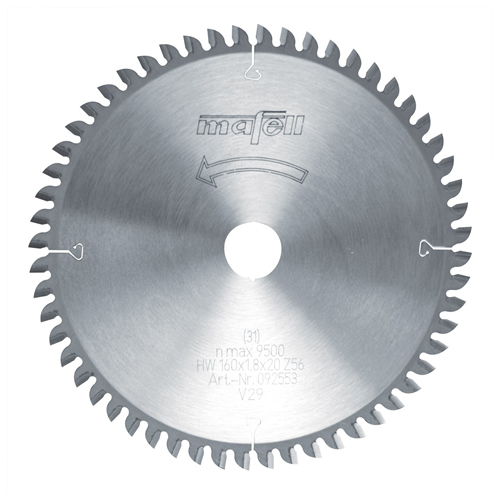 Mafell 32 Tooth Plunge Saw Blade