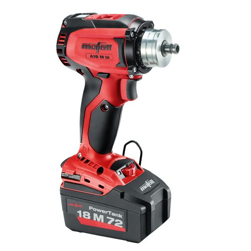 Mafell 91A021 18v Drill Driver with 2 x 4Ah Batteries, Charger and Case