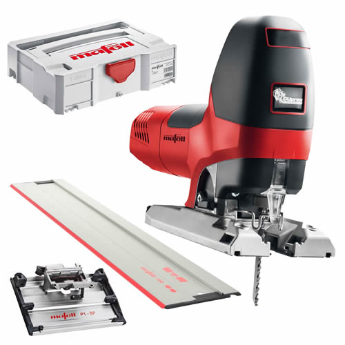 Mafell P1CCKIT Mafell Heavy Duty Precision Jigsaw Kit