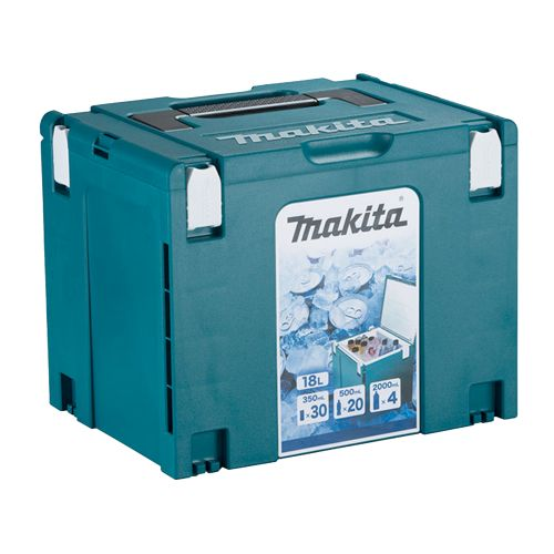 Makita 198253-4 MakPac Cool Box Type 4 18 Litre