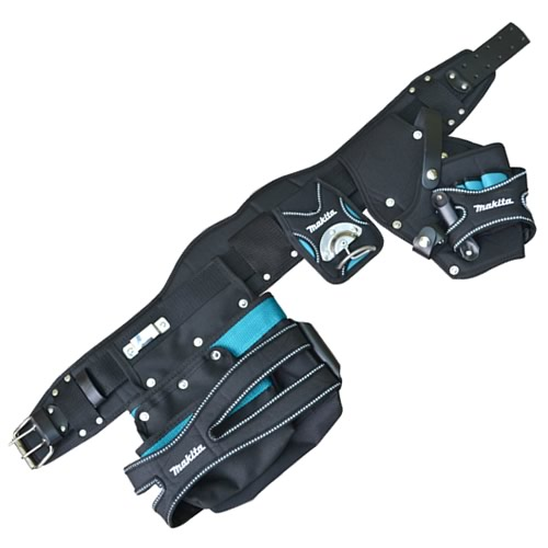 Makita 66058B Makita Special Edition Belt Set (Black and Blue)