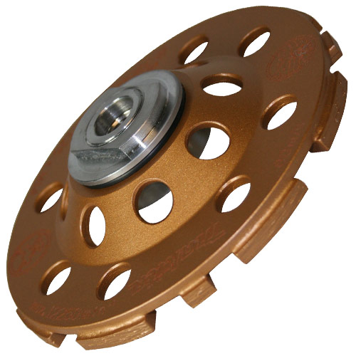 Makita B38560 Makita 125mm Anti Vibration Offset Diamond Wheel
