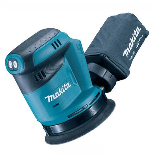 Makita Dbo180z 18v Li Ion 125mm Random Orbital Sander Body