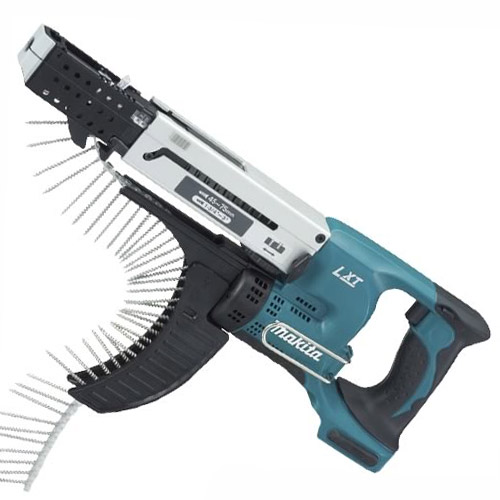 Makita DFR750Z Makita 18v Li-ion Autofeed Screwgun - Body Only