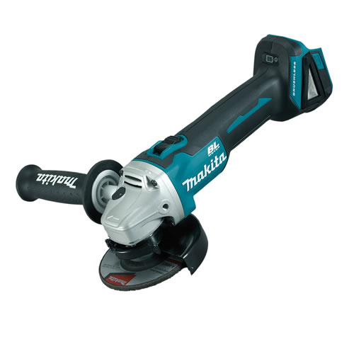 Makita DGA456Z Makita 18v LXT Li-ion Brushless Cordless Grinder 115mm (Body)