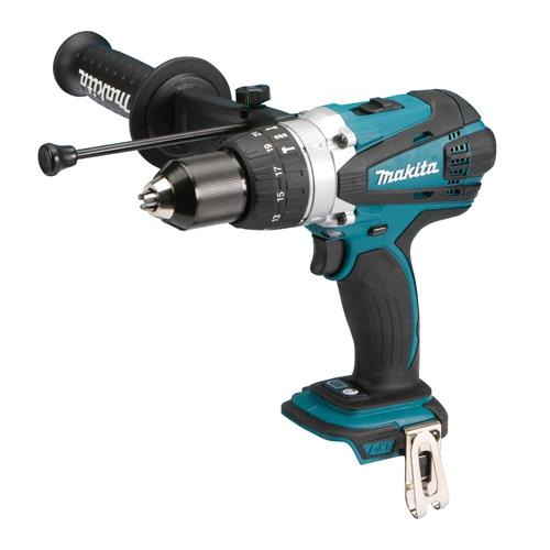 Makita DHP458Z Makita 18v Li-ion Hammer Drill Driver (Body Only)