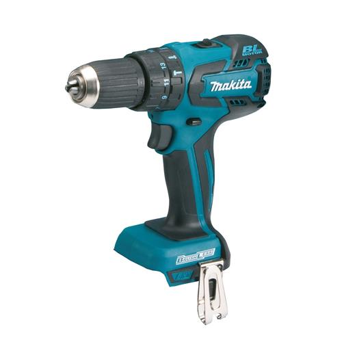 Makita DHP459Z Makita 18v Lithium-ion Cordless Brushless Hammer Drill Driver Body