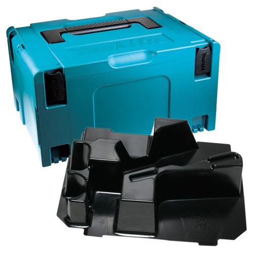 Makita DHRS Makita Stackable Case With SDS+ Inlay