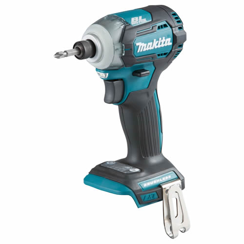 Makita DTD170Z Makita 18v Li-ion Cordless Brushless Impact Driver - Body Only