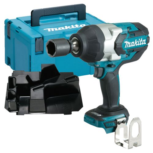"Makita DTW1001ZSC 18v Li-ion Brushless 3/4"" Impact Wrench - Body + Case"