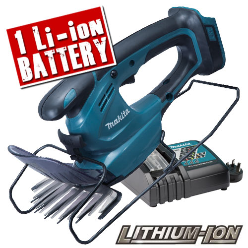 Makita DUM168RFX Makita 18v Li-ion Cordless Grass Shear