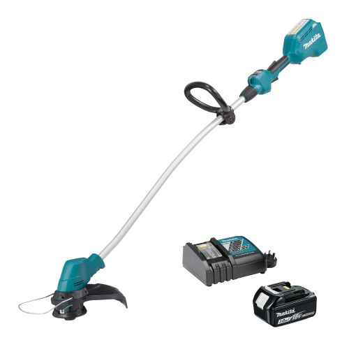 Makita DUR184RFX 18v Li-ion 3.0Ah Bent Shaft Line Trimmer